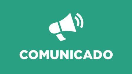 Boletim do 1° Bimestre – Comunicado