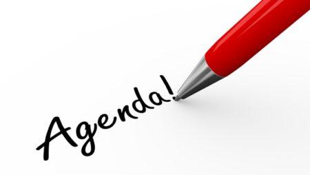 Agenda Anual – 2018